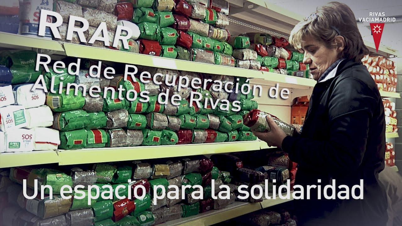 Red de Recuperación de Alimentos de Rivas. Un espacio para la ...