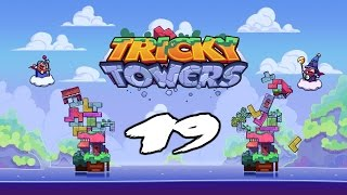 The FGN Crew Plays: Tricky Towers #19 - RIP Headphones (PC)