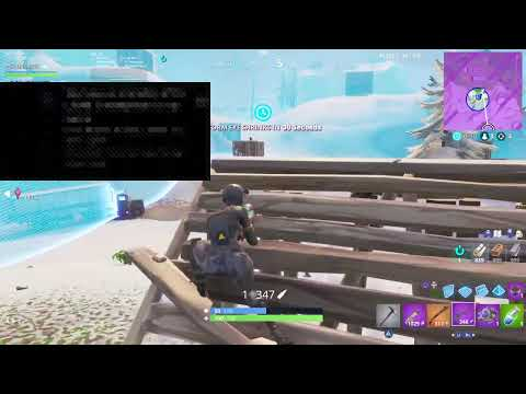 Attempting A SkyBase Dub!! Fortnite Battle Royale