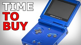 Time to Buy: Game Boy Advance (GBA)