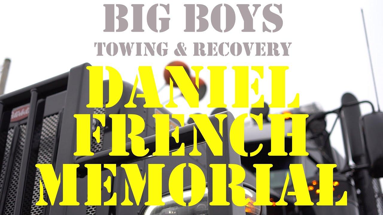 Daniel French Memorial Drive   12/12/20
