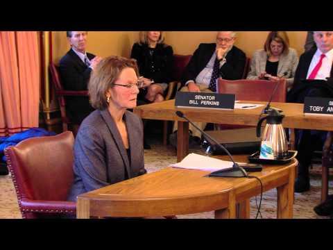 New York State Senate Judiciary Committee Meeting - 2/9/2015