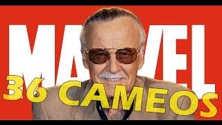 36 CAMEOS de Stan Lee de 1989 al 2017 - PARTE 1