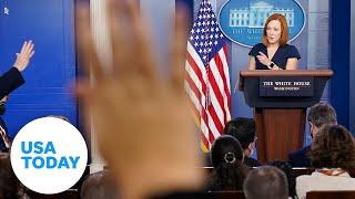 White House Press Secretary Jen Psaki gives press briefing | USA TODAY