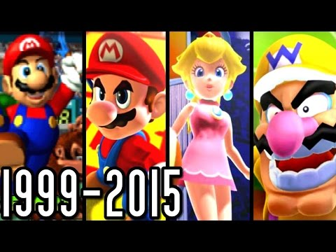 Download Youtube: Mario Tennis & Golf ALL INTROS 1999-2015 (Wii U, 3DS, GC, N64)