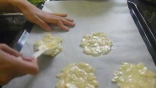 Almond Crisps