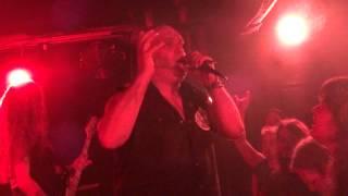 Blaze Bayley - The Soundtrack Of My Life (Live)@Vortex Club Siegen 03-Mar-2014