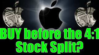 Why the Apple stock split WILL be different and COULD MAKE YOU HUGE PROFITS!