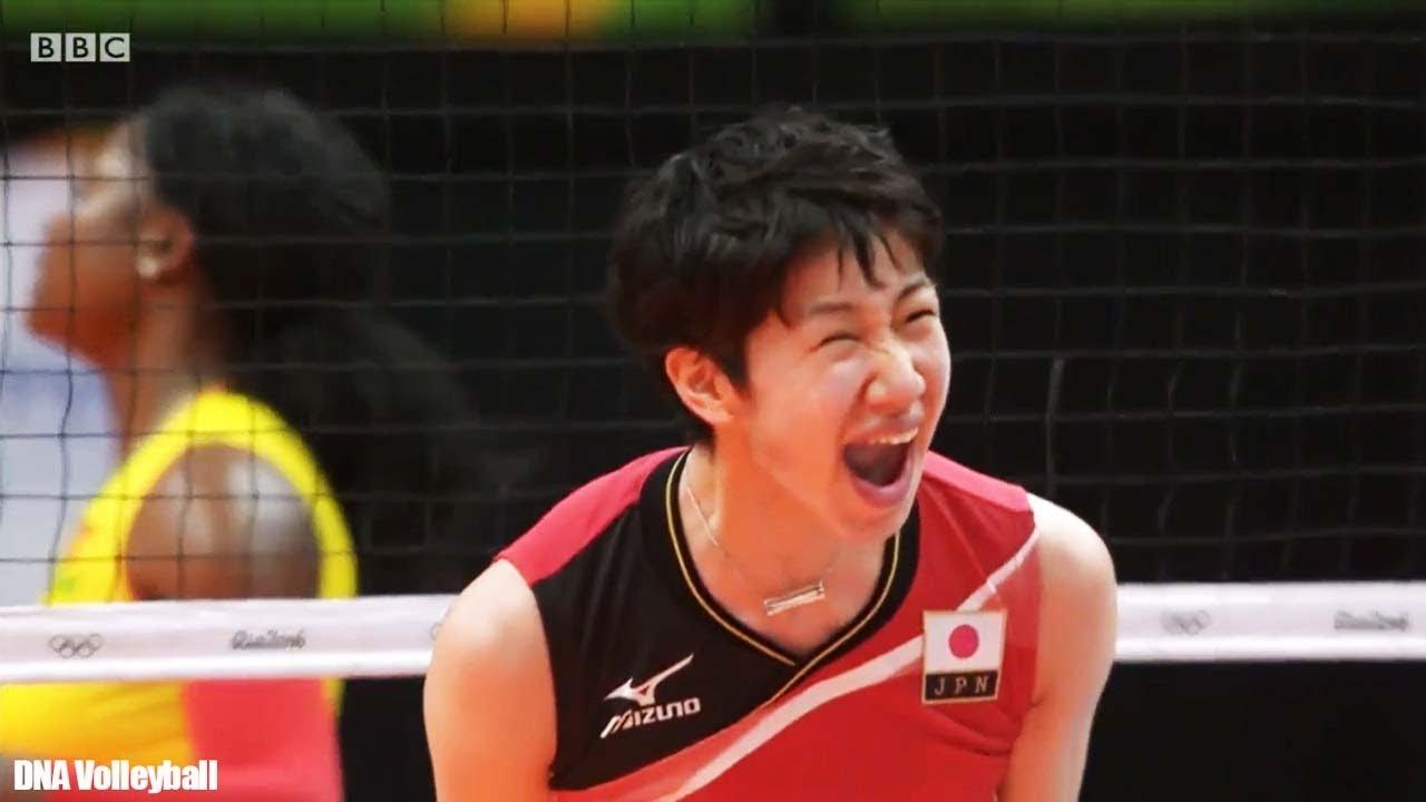 มิยุ นากาโอกะ vs อเมริกา แคเมอรูน โอลิมปิก 2016 Miyu Nagaoka (長岡 望悠) vs usa and cameroon olympics