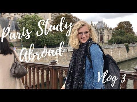 Paris Study Abroad // Vlog 3
