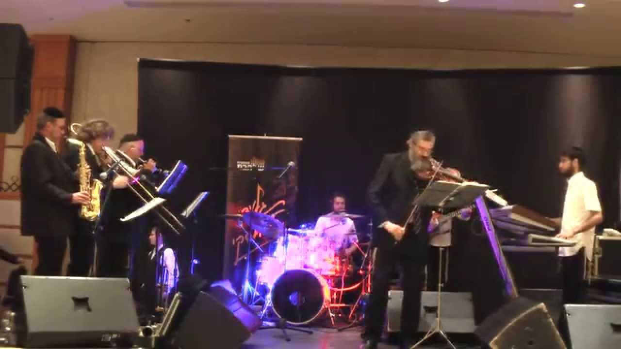 Rabbi Jacob  גלעד פוטולסקי ותזמורת שלהבת   - Potolsky Gilad & Shalhevet Orchestra