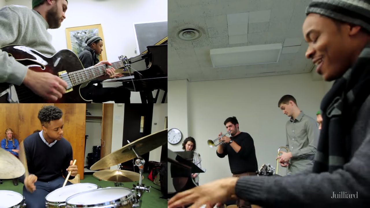 Juilliard Jazz Department Overview