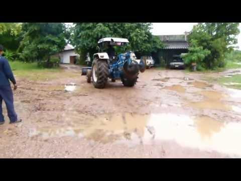 Tractor ford 6610 turbo ของคุณถนอมชัยภูมิ By. Lek Modify
