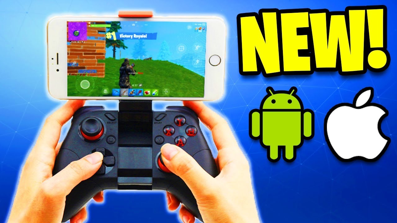Fortnite Mobile Controller Support Info 60 Fps Better Performance