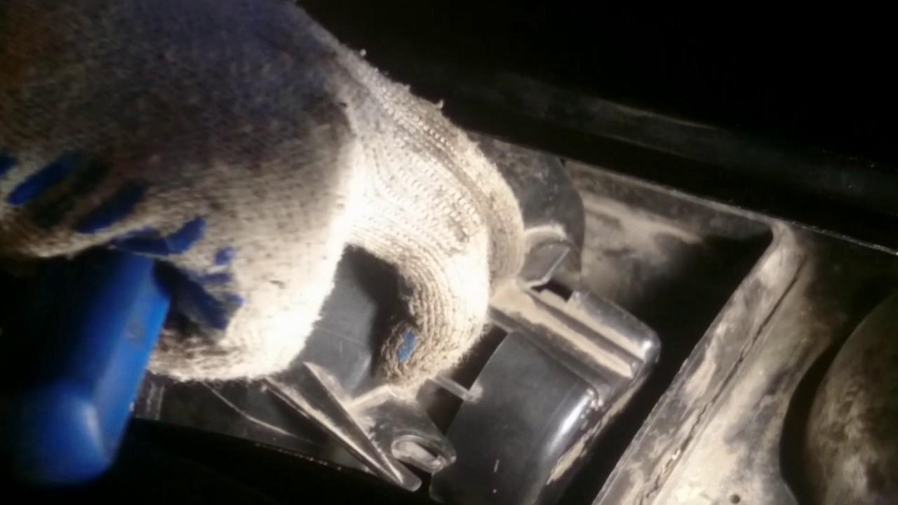 моторчик печки (вентилятор) ВАЗ-2114... (13-15)... демонтаж... ремонт... установка...