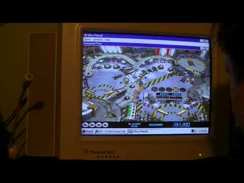 3D Ultra Pinball & Humongous Demos