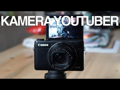 Kamera Terbaik Untuk Vlog | Canon G7X #GoodNews