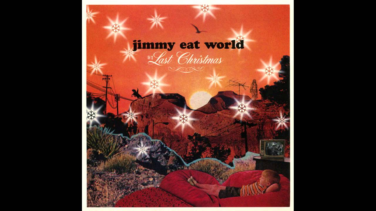 Jimmy Eat World - Last Christmas - YouTube