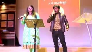 Ninna nodalentho mathanadalenthu by shekhar and anuradha bhat