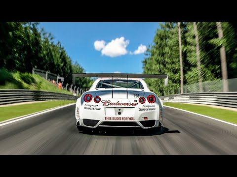 Gt Sport | Independent Team Champions A Lobby - Nissan GTR -