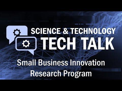 Facebook Tech Talk: SBIR