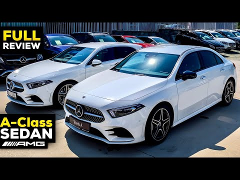 2019-mercedes-a-class-sedan-amg-full-review-details-you-don't-know-about!