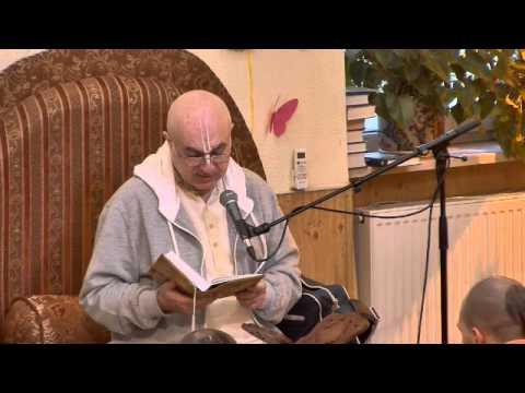 Шримад Бхагаватам 4.15.1-2 - Прабхупада прабху