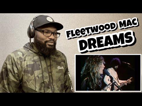 FLEETWOOD MAC - DREAMS  (Official Music Video) | REACTION