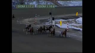 Vidéo de la course PMU PRIX SCA - STL KLASS II, FORSOK 3 I MEETING 2