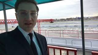 ADM RaceWay - гоночная трасса, конференц-зал и полёты на вертолётах в формате презентации