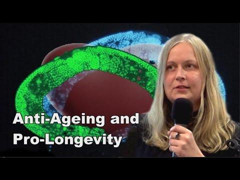 Anti-Ageing & Pro-Longevity - Nadine Saul - Cryonics Symposium 2014 in Dresden
