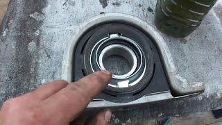 видео Амортизаторы ГАЗ 53 на УАЗ: диагностика и установка