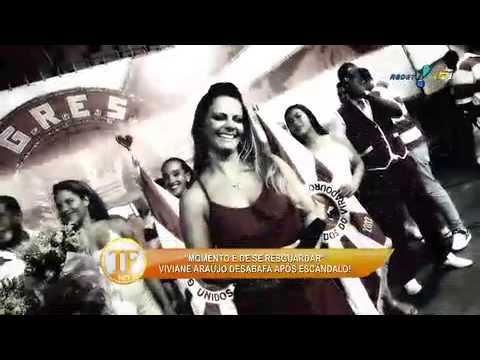 Namorado Diz Que 'ama Sorriso' De Valesca Popozuda- TV Fama 25/09/2014