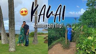 Spending A Week In Kauai, Hawaii For Our Anniversary! | Top Things To Do In Kauai
