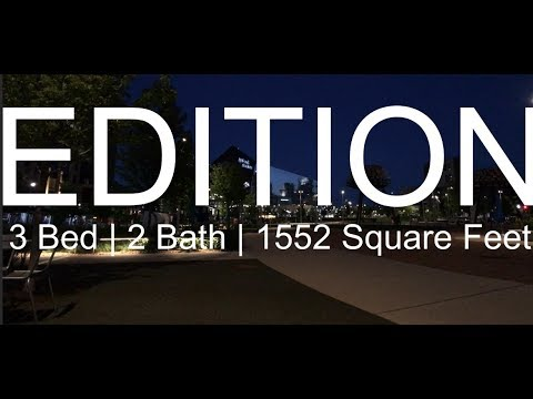Minneapolis Luxury Apartment -  3 bed at Edition