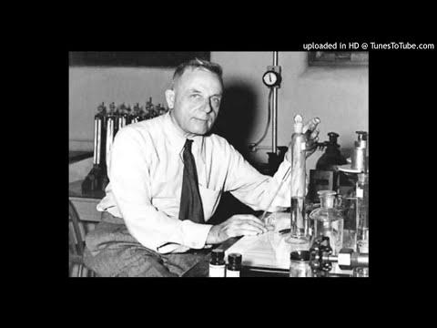 Nobelpreisträger Otto Warburg über die Ursachen von Krebs
