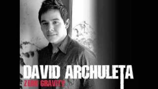 David Archuleta - Zero Gravity (iTunes Fan Pack Version)