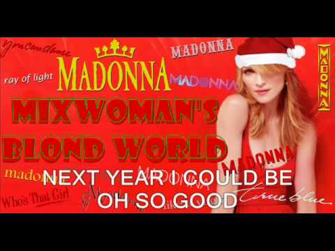 Madonna - Santa Baby.wmv