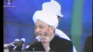 Jalsa Salana UK 1986 - Second Day Address by Hazrat Mirza Tahir Ahmad, Khalifatul Masih IV(rh)