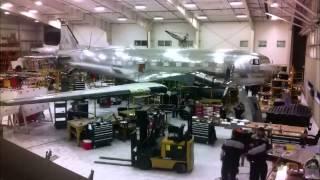 bt 67 time lapse build basler turbo dc3