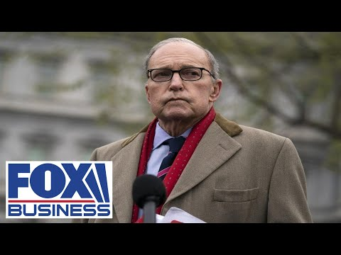 Kudlow predicts 175 million Americans will receive direct checks