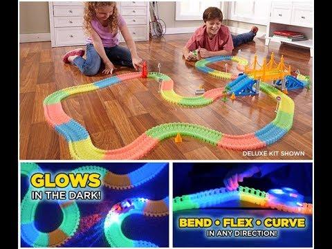 magic tracks jeu de piste circuit magique pour enfant pas cher youtube. Black Bedroom Furniture Sets. Home Design Ideas