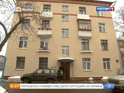 Реконструкция дома на улице Мишина