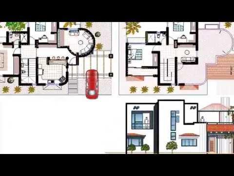 Juayua casas bonitas casas en venta 2 doovi for Planos de casas lindas