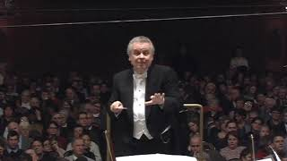 "Yuri Simonov conducts ""Pictures at an exhibition"" from Mussorgsky/Ravel Part #2 of 3"
