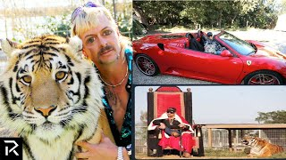 Joe Exotic Was Richer Than You Think
