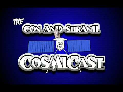 audio The Con and Suranji Cosmicast: Episode 10010-15: The Devil You Know