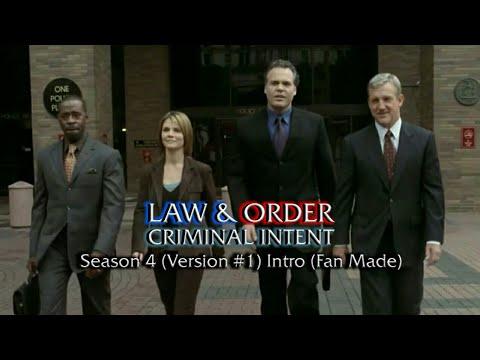 Download Law & Order: Criminal Intent - Season 4 (Version #1) Intro (Fan Made)