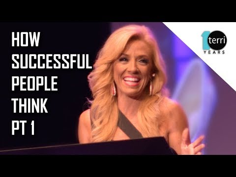 How Successful People Think Pt 1