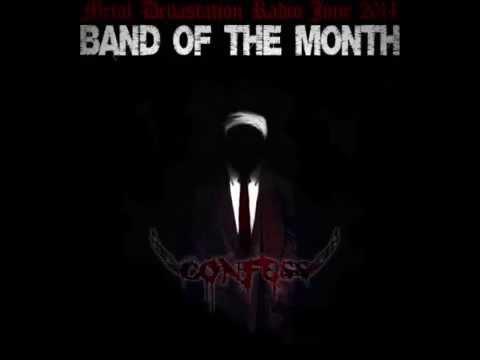 Confess - Interview 2014 - Metal Devastation Radio